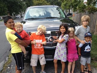 Kids-escalade-exterior