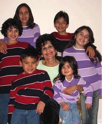 Mami-grandkids